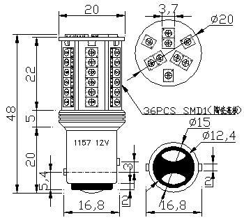 разместить регулятор-стабилизатор тока с защитой от перегрева.
