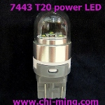 7443 T20 3 power LED-W