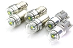 Wedge T10 bulbs LED