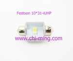 Festoon bulb power LED