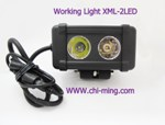 L-Working Light CREE XML-2LED