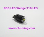 POD T10 Wedge Power 1 LED