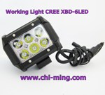SL-Working Light CREE XBD-6LED